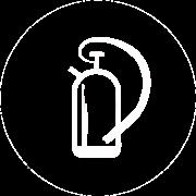 Icon für den Bereich Brandschutz