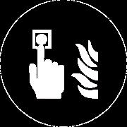 Icon für den Bereich Brandschutzordnung