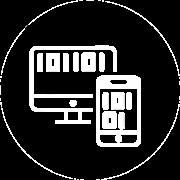 Icon für den Bereich Softwarelösungen